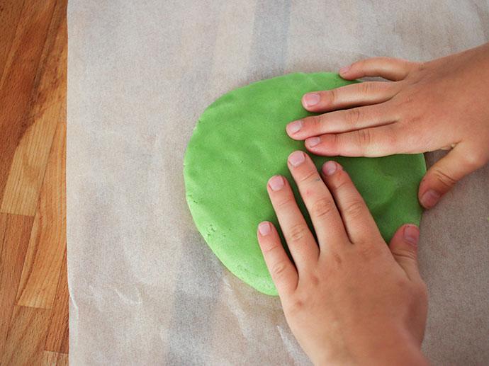 kids cookie dough recipe