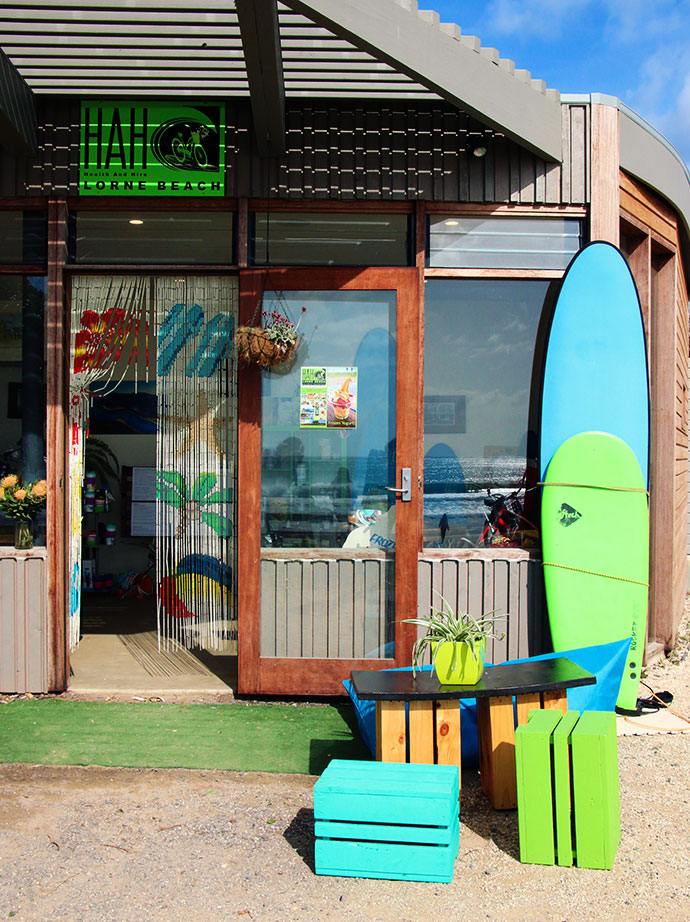 hah cafe lorne - Top 10 Things to See + Do with kids , Great Ocean Road AUSTRALIA mypoppet.com.au
