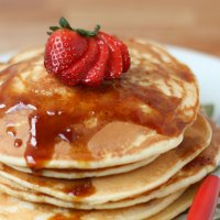 Easy Peasy Pancakes - The only recipe you'll ever need!