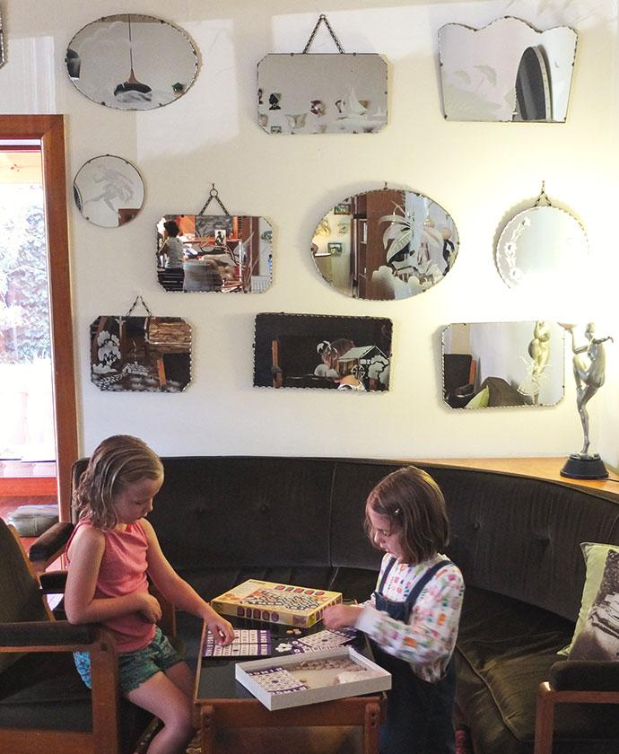 Hepburn Springs Chalet - Retro Hotel Review - mypoppet.com.au