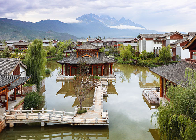 Grand Hyatt Lijiang China - mypoppet.com.au