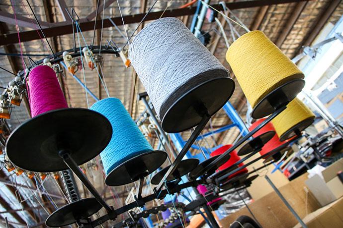 otto & spike knitting mills