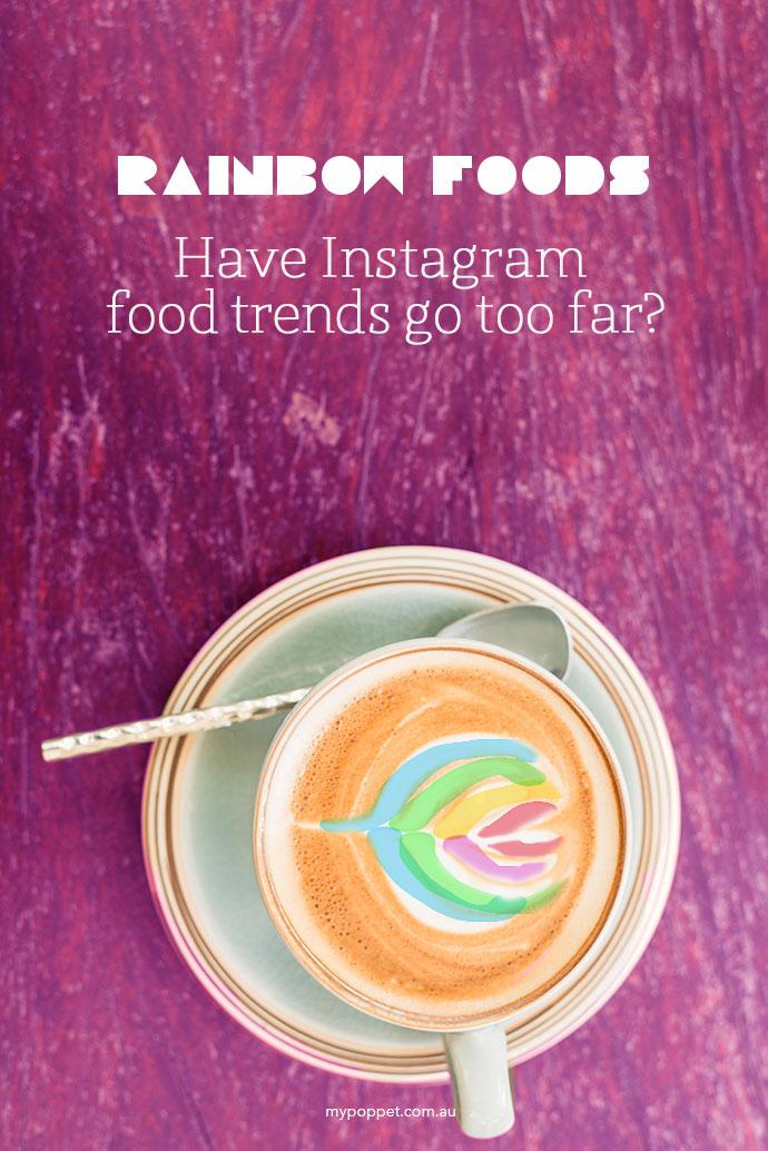 Have Instagram food trends gone too far?