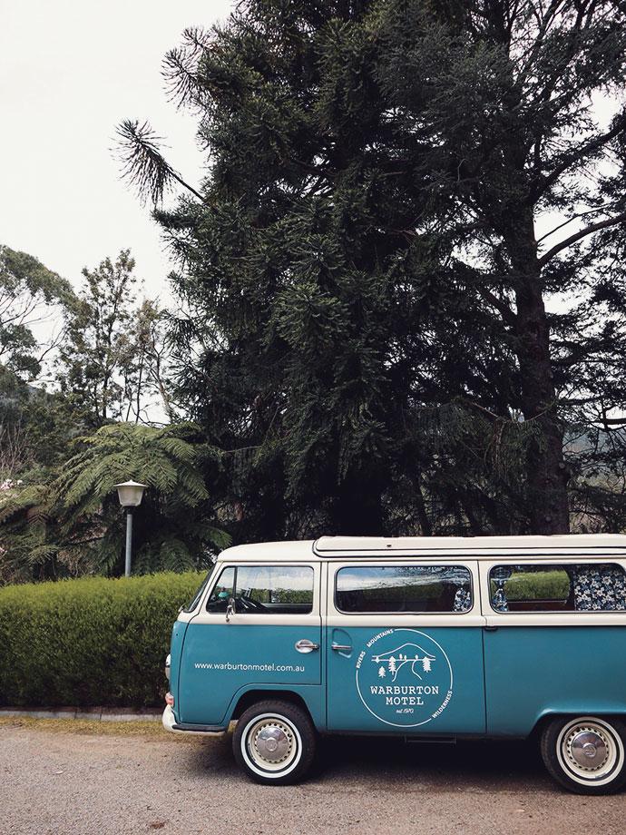 Vintage WV Kombi Van - mypoppet.com.au