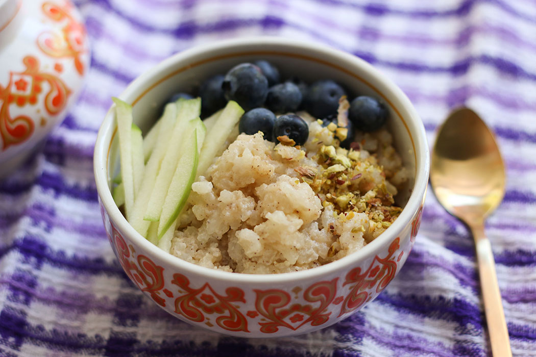 Easy Recipe: Slow Cooker Rice Pudding