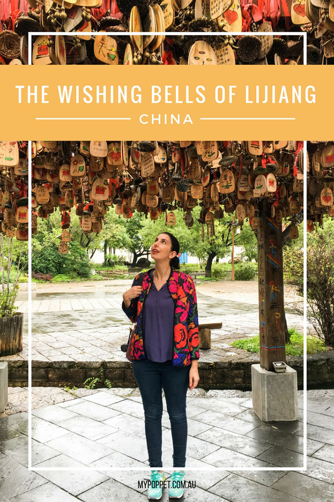 Wishing Bells Lijiang China - mypoppet.com.au