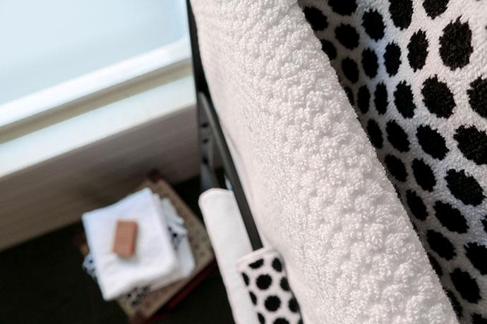 Organic cotton towels - mypoppet.com.au