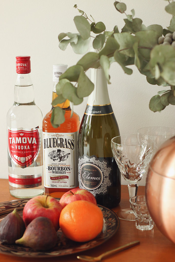 ALDI range of spirits and wine - mypoppet.com.au