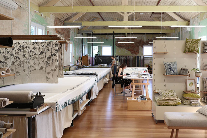 Ink and Spindle studio Abbotsford - mypoppet.com.au