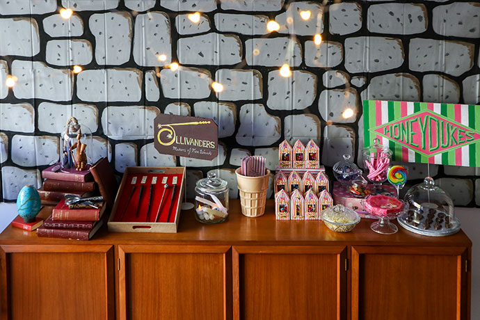Harry Potter Party Ideas - mypoppet.com.au