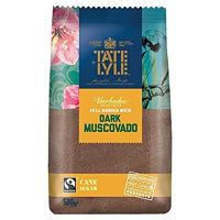 Tate & Lyle Fairtrade Dark Muscovado - 500g (1.1lbs)
