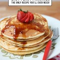 Easy Peasy Pancakes