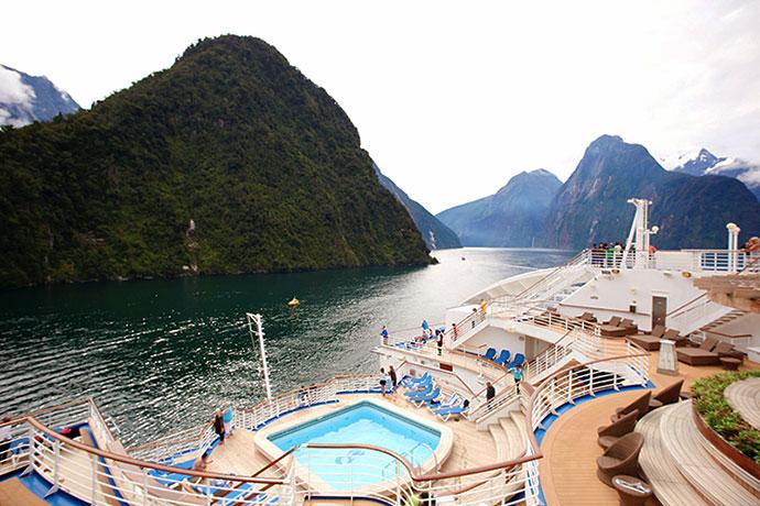 Milford Sound Cruise - mypoppet.com.au