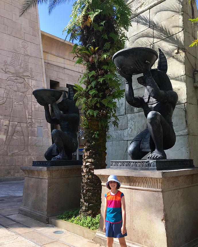 Family travel guide Universal Studios Singapore (Ancient Egypt)- mypoppet.com.au
