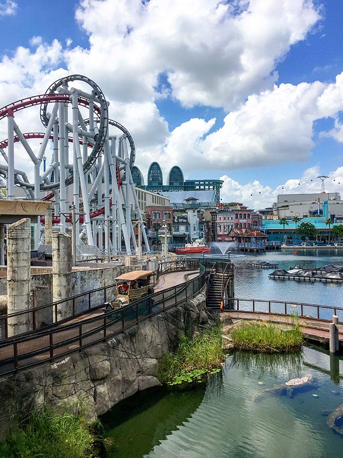 Family travel guide Universal Studios Singapore - mypoppet.com.au