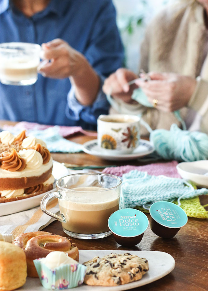 How to host a crafternoon get together - mypoppet.com.au