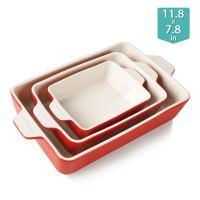 Sweejar Ceramic Bakeware Set