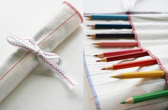 sew a pencil roll mypoppet.com.au