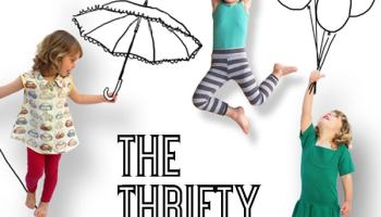 76a1832c2f588 The Thrifty Kid - Refashion Your Old Clothing into a New Wardrobe for your  Kid