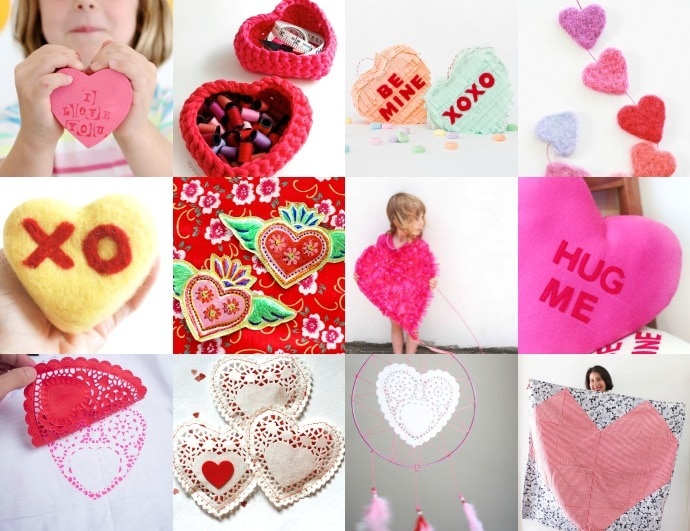 12 must make valentine's day crafts