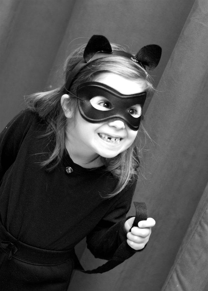 Cat Noir DIY costume mypoppet.com.au