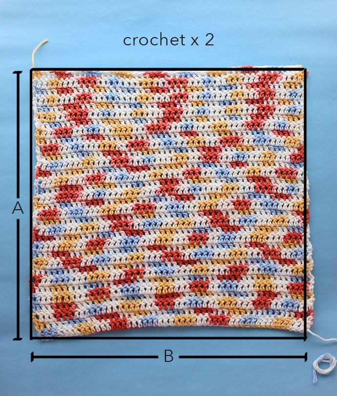 How to crochet a top - mypoppet.com.au