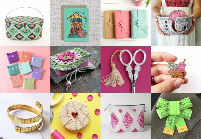 12 Gift Ideas for Crafty Mamas this Mother's Day
