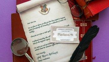 harry potter party invitation template hogwarts acceptance letter
