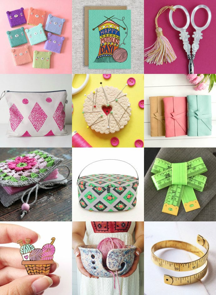 Mother's Day Gift Guide - Crafty Gift Ideas - mypoppet.com.au