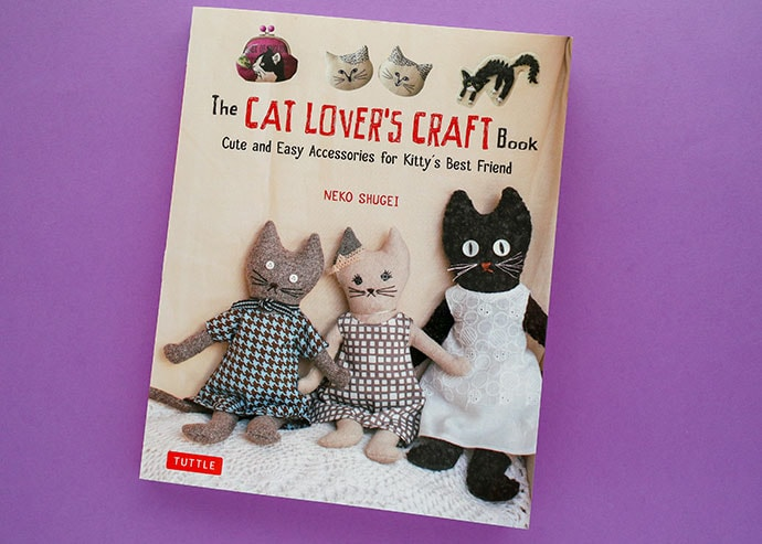 Book Review: The Cat Lover's Craft Book
