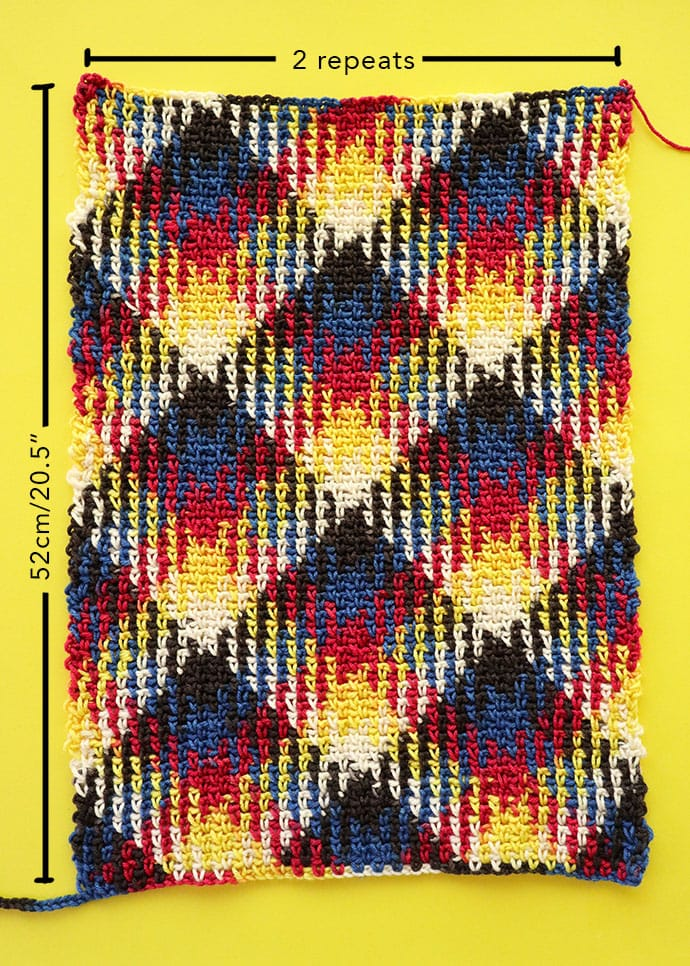 Crochet bag pattern - mypoppet.com.au