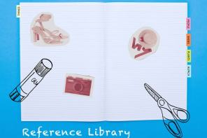 Make an illustration reference library.