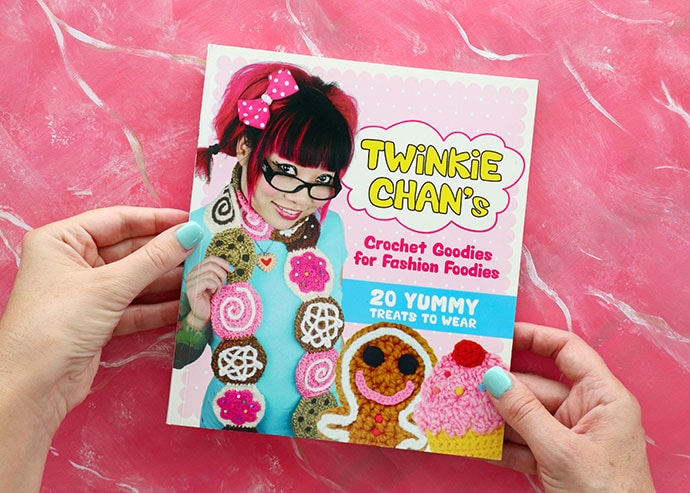 Craft Book Review: Twinkie Chan's Crocheted Goodies for Fashion Foodies