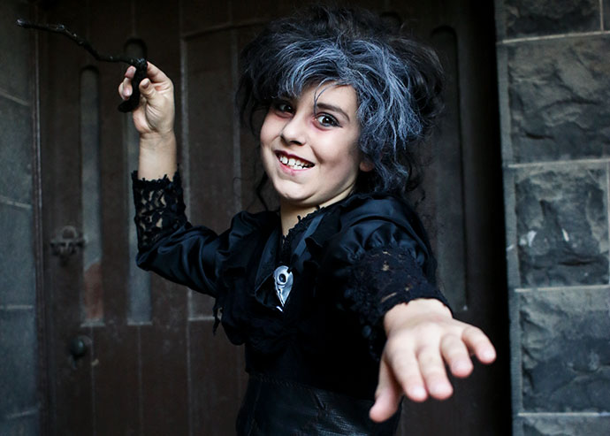 DIY Bellatrix Lestrange Costume – Emma's Bellatrix Cosplay