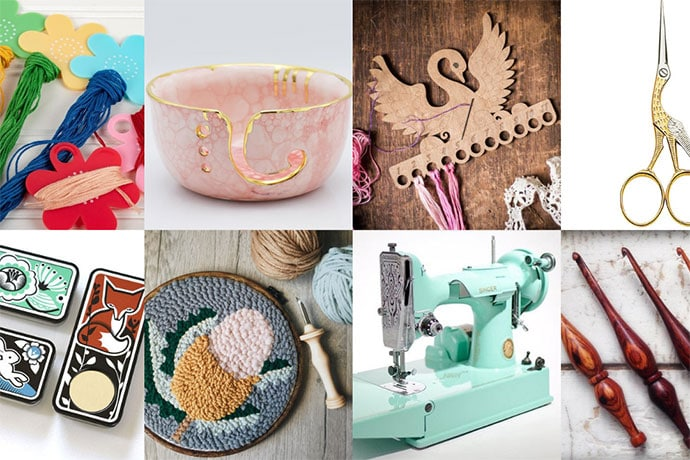 12 Luxury Crafting Tools to Covet + $200 Etsy Gift Card to WIN