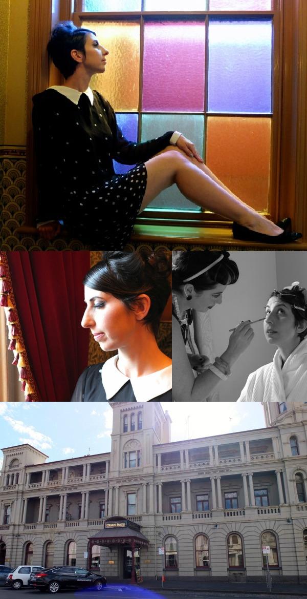 Ballarat royal hotel vintage makover mod