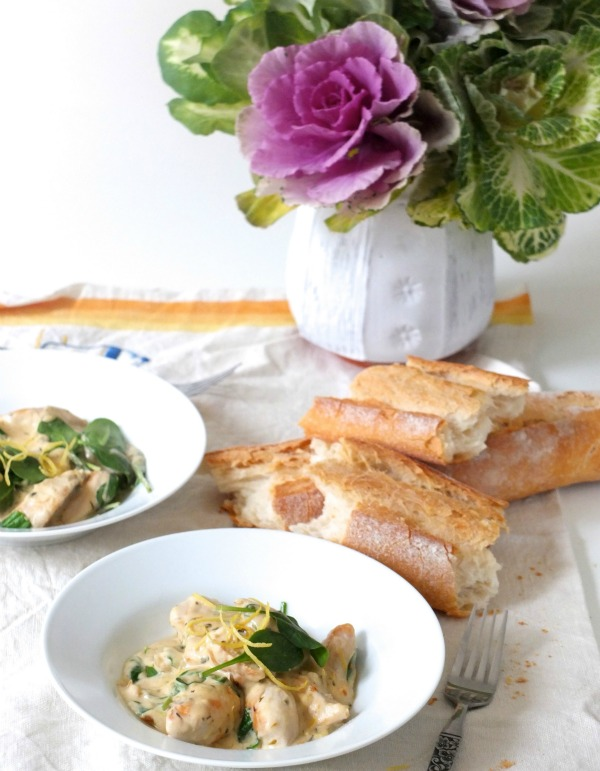 thyme and lemon chicken mypoppet.com.au