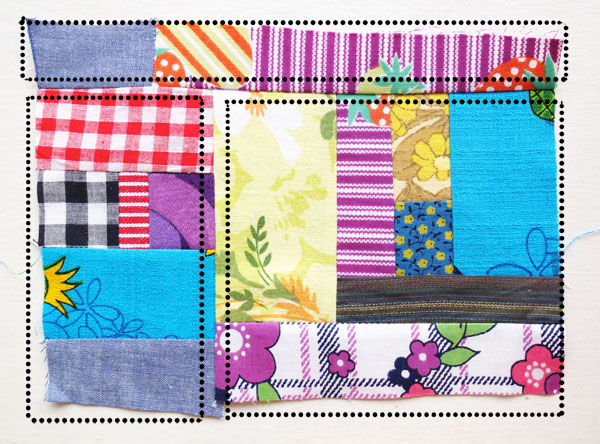 freestyle patchwork joining mypoppet.com.au