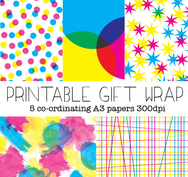 picture about Printable Gift Wrap identified as Printable Reward Wrapping Paper Enjoyable Reward Wrapping Strategies My