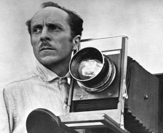 Famous photographers Edward Weston
