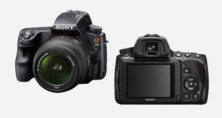 Sony Alpha SLT-A37 Camera Review Featured img