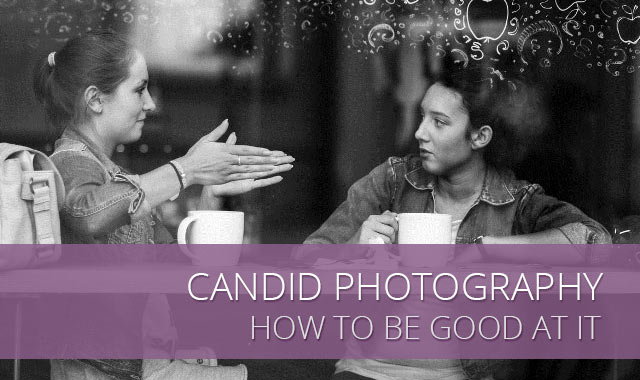 Candid Portrait Photography tips ideas