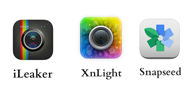 Light-leak-apps