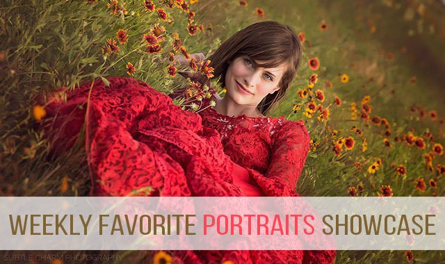 Weekly Favorite Portraits Showcase IV