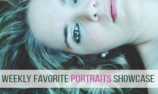 Weekly Favorite Portraits Showcase V