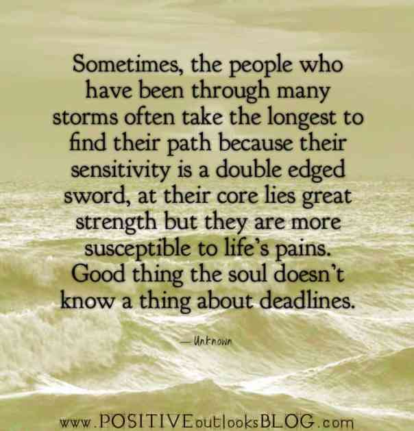 sometimes, the people