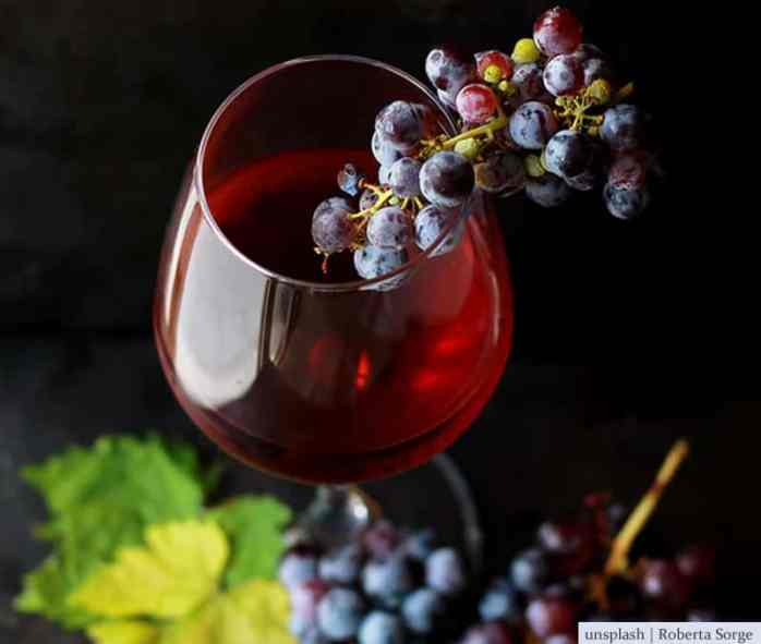 Drinking Red Wine Before Bed Can Help You Lose Weight