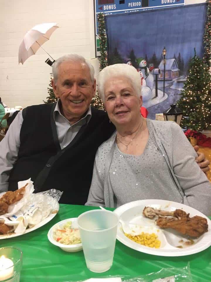 Lou Zezoff and Annette Zezoff