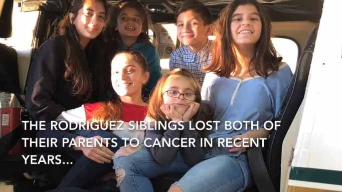 The Rodriguez siblings