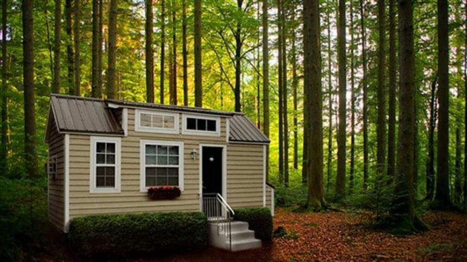 Tiny homes replacing senior citizen assisted living.